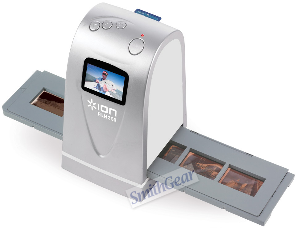 The Use of Film Slide Scanners
