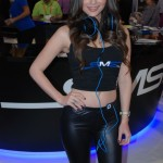 CES 2012 Booth Babes @ SMS Audio