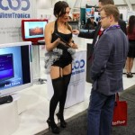 CES 2012 Booth Babe Pics